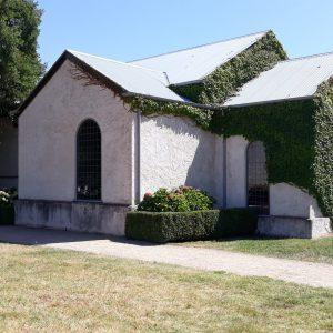 Historic chapel circa 1860's. Meletos precinct - Yarra Valley.